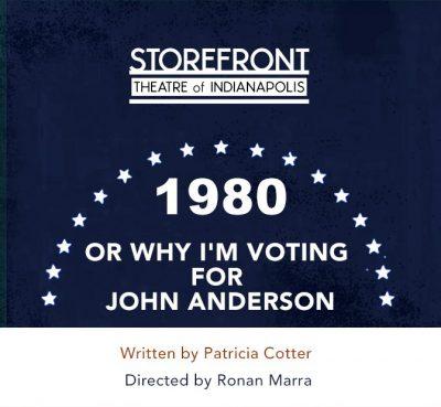 1980 (Or Why I'm Voting For John Anderson) Livestream Teaser
