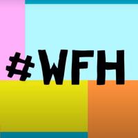#WFH: A Streaming One-Episode Covid19-Era Webcam Comedy