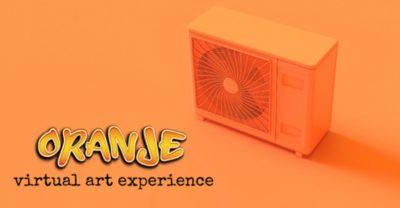 Oranje Virtual Art Experience