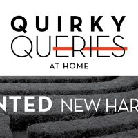 Quirky Queries At Home: Haunted New Harmony (ages 18+)