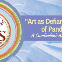 """""""Art as Defiance in a Time of Pandemic"""" ~ A Cumber..."""