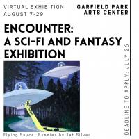 """Virtual Exhibition Call Out: """"Encounter: A Sci-Fi ..."""