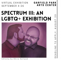 "Virtual Exhibition Call Out: ""Spectrum III: An LGBTQ+ Exhibition"""