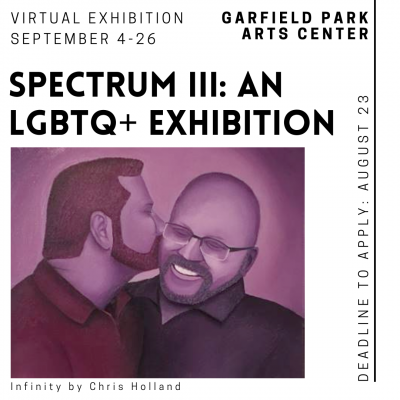 """Virtual Exhibition Call Out: """"Spectrum III: An LGB..."""