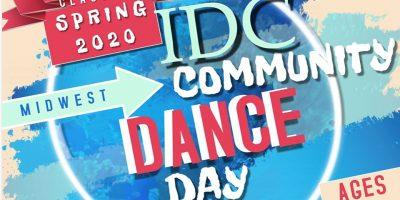 "Iibada Dance Company ""Community Dance Day"""