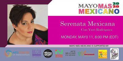 Serenata Mexicana con Yuri Rodriguez