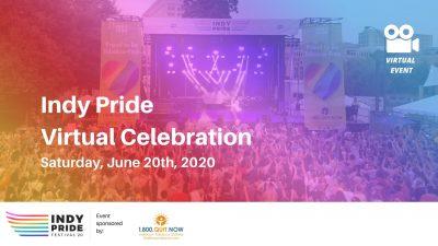 Indy Pride Virtual Celebration