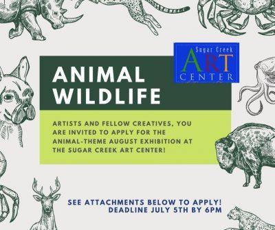 August 2020 Exhibit / Animal Wildlife