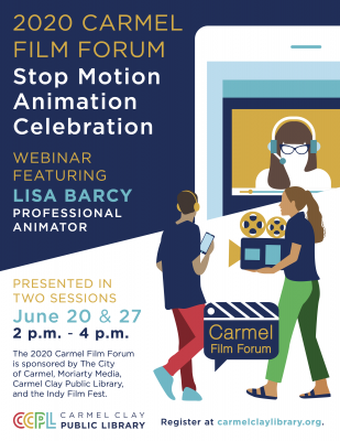 Carmel Film Forum: Stop Motion Animation Celebration