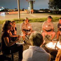 Next Indiana Campfires: White River Virtual Trek