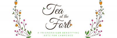 Arts for Lawrence Tea Party