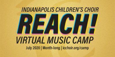 Virtual Summer Music Camp –Reach!