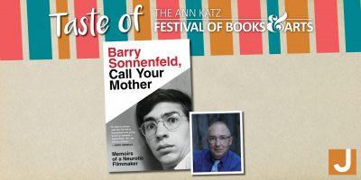 Barry Sonnenfeld: Virtual Taste of the Ann Katz Festival