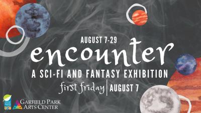 Virtual First Friday: Encounter