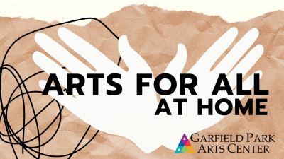 Arts for All (At Home)