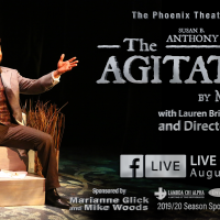 Live Cast Reading - The Agitators by Mat Smart