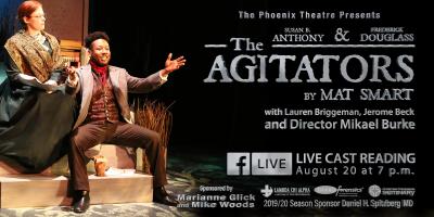 Live Cast Reading - The Agitators by Mat Smart