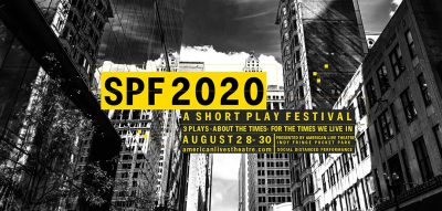 SPF 2020: Indy's Short Play Festival