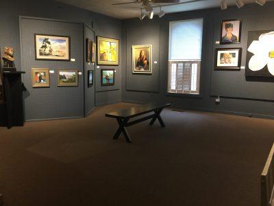 Off Broadway Gallery Member Exhibit