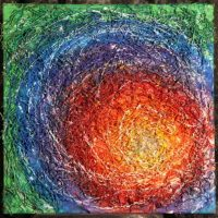 """Full Circle Nine Gallery Features Melissa Cain, """"Art IS Freedom"""" for September First Friday"""