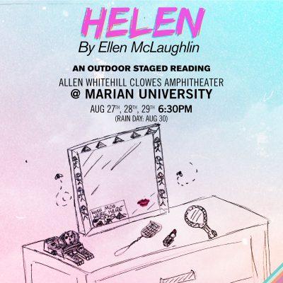 Helen by Ellen McLaughlin