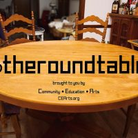 Listen to @theroundtable arts podcast
