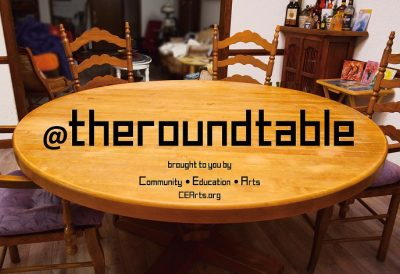 CEArts @theroundtable podcast