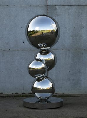 Sculpture of Scale