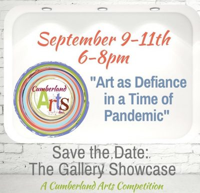 """""""Art as Defiance in a Time of Pandemic"""" A Cumberland Arts Competition"""