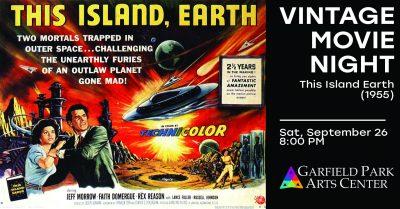 Vintage Movie Night: This Island Earth (1955)