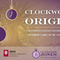 Clockwork - ORIGINS : A Multimedia Concert Constru...
