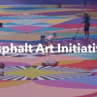 RFQ, 16th Street Asphalt Art Project