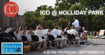 2020 ICO Holliday Park Concert- Sept. 24