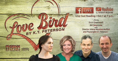 Love Bird by K.T. Peterson, Live Cast Reading