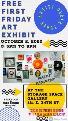 First Friday Art Exhibit