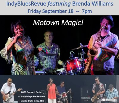 IndyBluesRevue featuring Brenda Williams: Motown M...