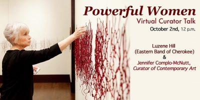 Virtual Curator's Choice: Powerful Women