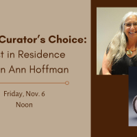 Virtual Curator's Choice: Artist in Residence— Karen Ann Hoffman (Oneida of Wisconsin)