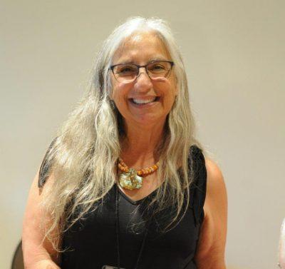 Meet Artist-in-Residence Karen Ann Hoffman (Oneida...