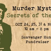 Murder Mystery: Secrets at the Fort