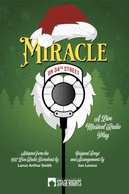 Open Auditions - Miracle on 34th Street: A Live Musical Radio Play