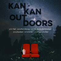 Kan-Kan Outdoors: 'Eraserhead' Socially-Distant Screening on October 14th