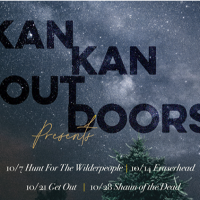 Kan-Kan Outdoors: 'Get Out' Socially-Distant Screening on October 21st