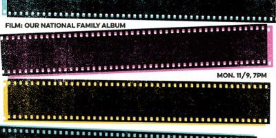 Film: Our National Family Album, A Webinar as Part...