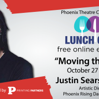 """Moving the Scene"" Lunch Club with Justin Sears-Watson"