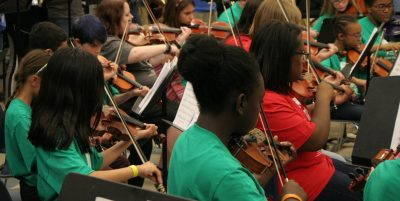Strings & Jazzy Things Music Camp