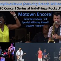 IndyBluesRevue featuring Brenda Williams: MOTOWN ENCORE!