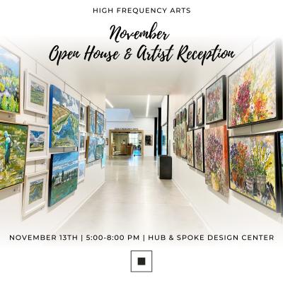 November Open House & Artist Reception