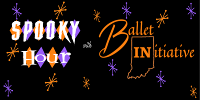 Spooky Hour with Ballet INitiative