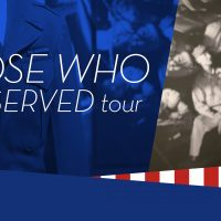 Remembering Those Who Served Walking Tour (ages 15+)